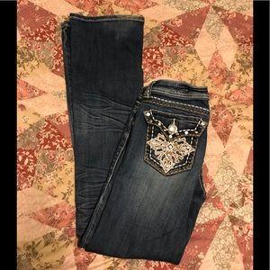 🌸 Sale 🌸 Bling LA Idol Jeans 29x34